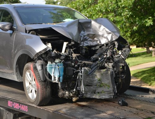The Three Leading Causes of Traffic Accidents in Texas