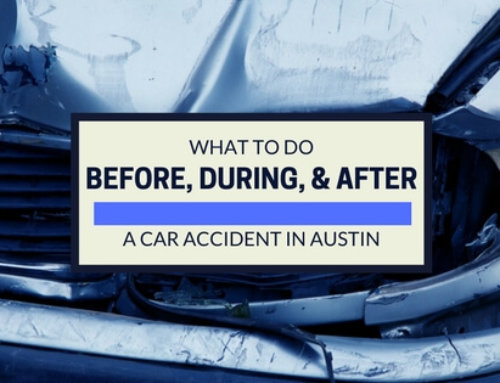 What to Do Before, During, and After a Car Accident in Austin