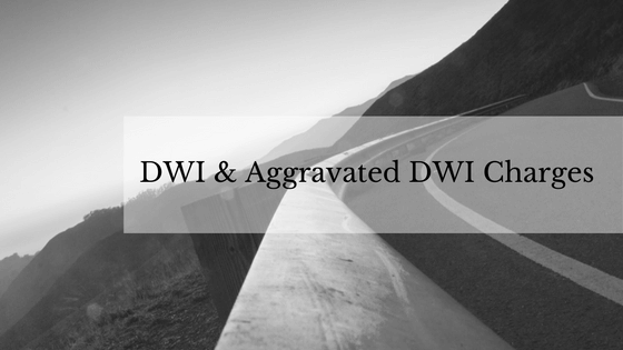 DWI & Aggravated DWI Charges -
