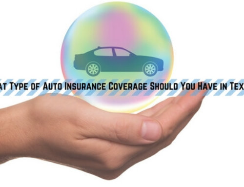 What Type of Auto Insurance Coverage Should You Have in Texas?