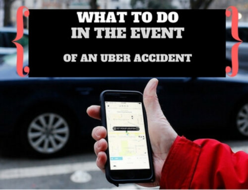 What to Do in the Event of an Uber Accident