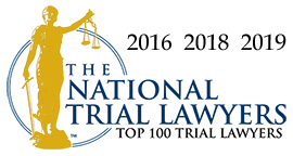 Harron Law - The National Trial Lawyers Recognition