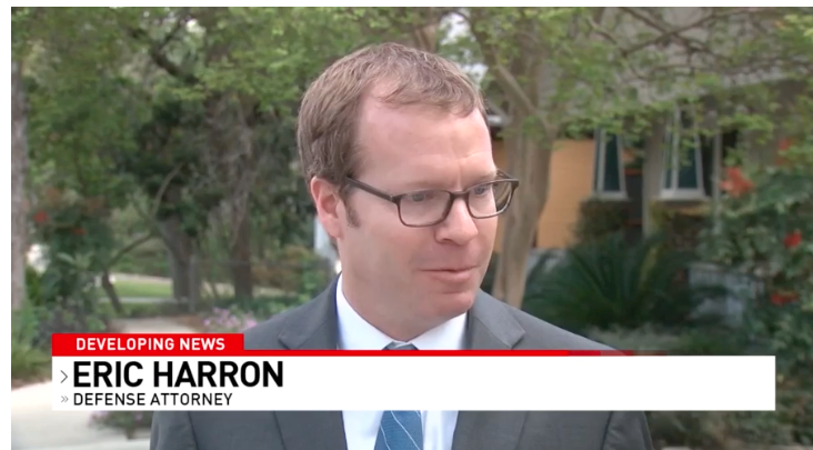 Interview to Eric Harron about coronavirus impact on legal cases